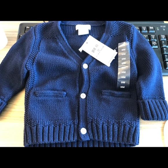 Ralph Lauren Other - Ralph Lauren Boy's Sweater - 9 month